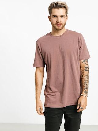 T-shirt Brixton Basic Prem (mauve)