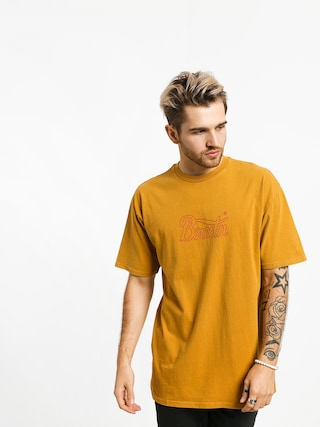 T-shirt Brixton Stith IV Stt (maize)
