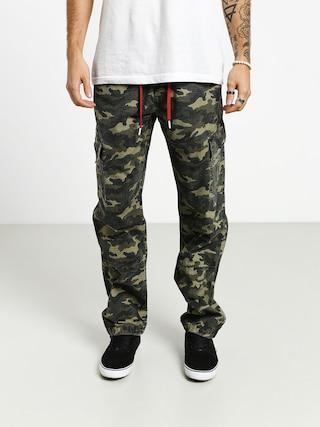 Spodnie Es Hart Cargo (camo)