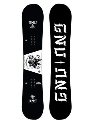 Deska snowboardowa Gnu Asym Riders Choice C2X (dog)