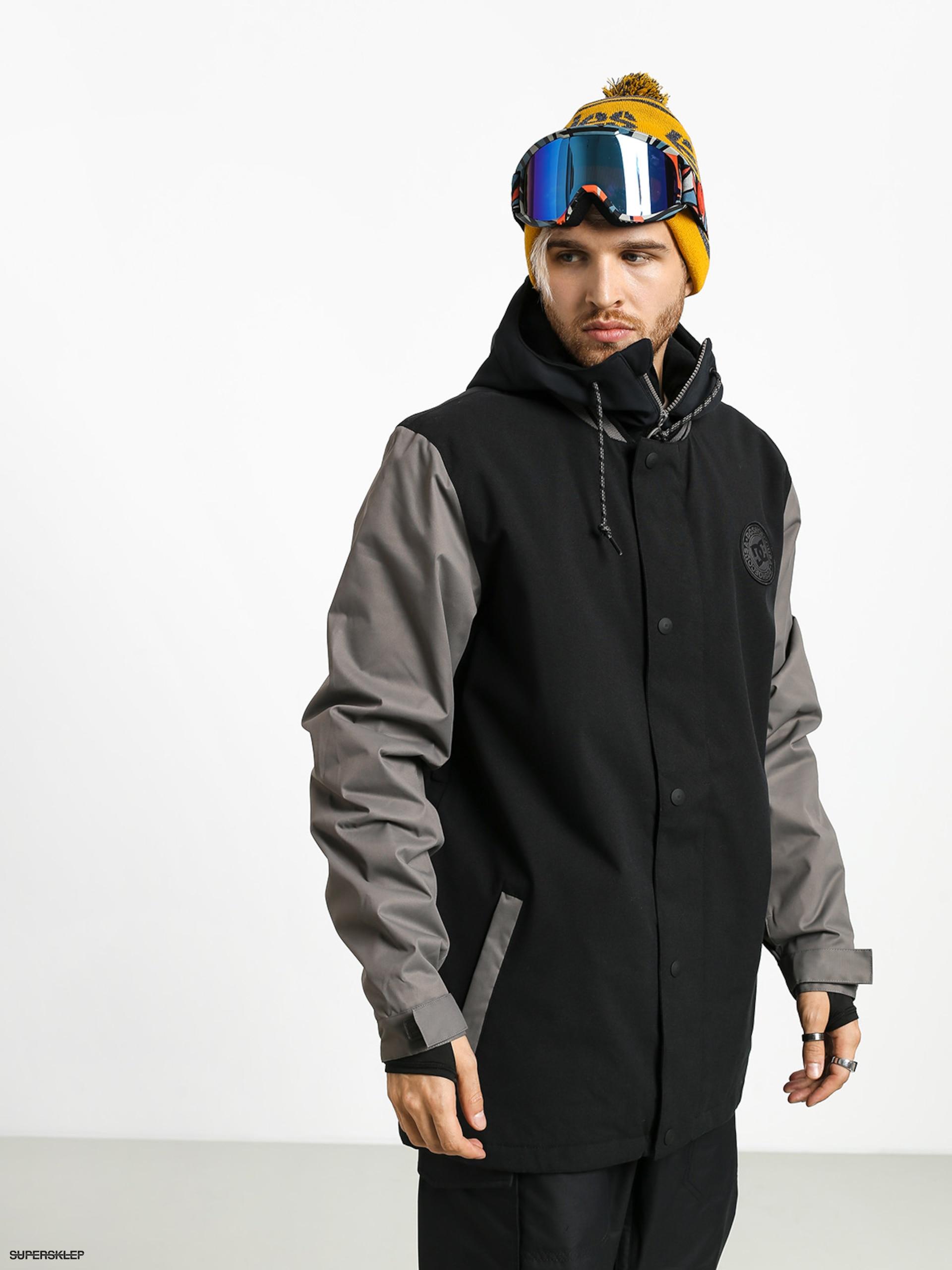Męska Kurtka snowboardowa DC Dcla (black)