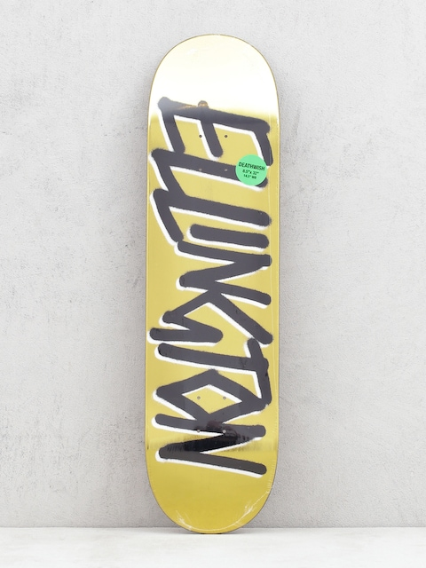 Deck Deathwish Ellington Gang Name (gold)