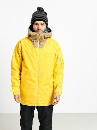 Kurtka snowboardowa Burton Hilltop (maize/kelp)