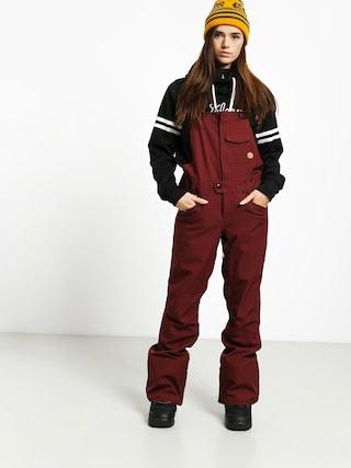 Spodnie snowboardowe Volcom Swift Bib Overall Wmn (scr)