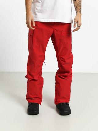 Spodnie snowboardowe Burton Covert (flame scarlet rpstp)