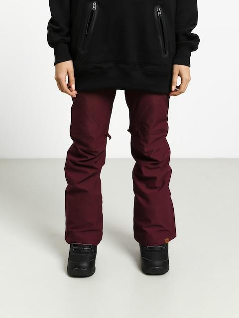 Spodnie snowboardowe Roxy Cabin Wmn (grape wine)