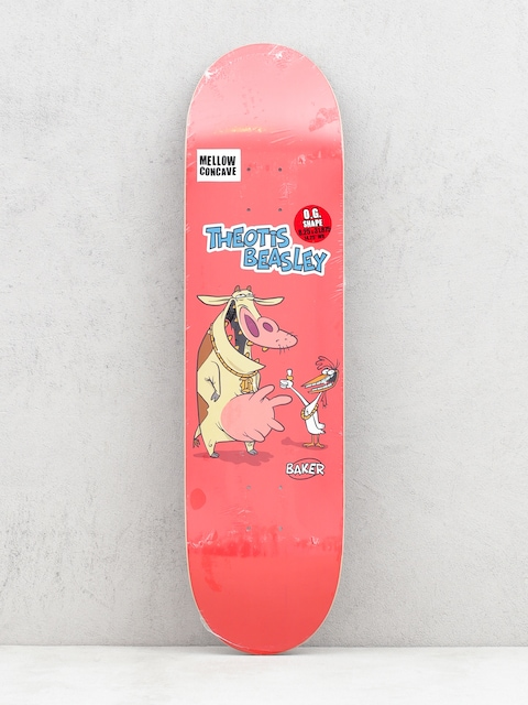 Deck Baker Tb Unlikely Siblings (red)