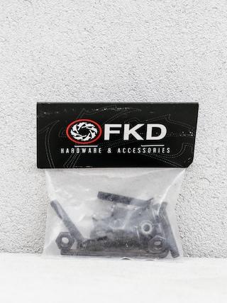 Montażówki FKD Allen Hardware (black)