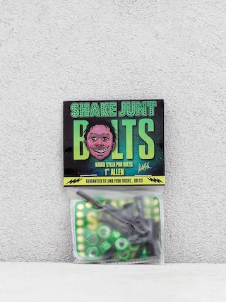Montażówki Shake Junt Kader Sylia Allen (black/green)