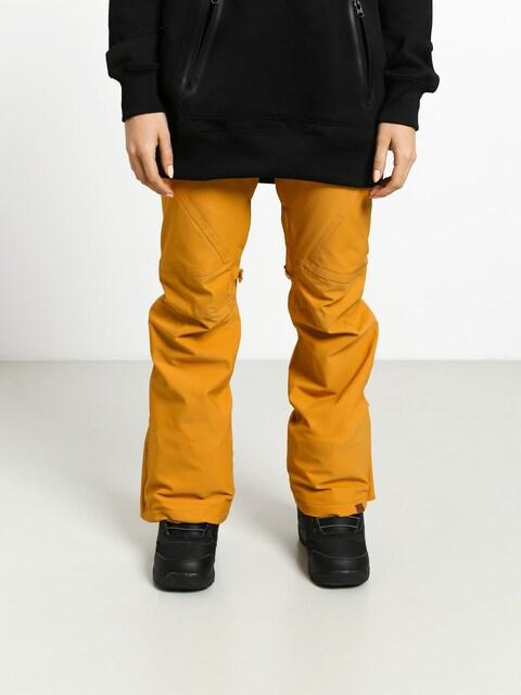Spodnie snowboardowe Roxy Cabin Wmn (spruce yellow)