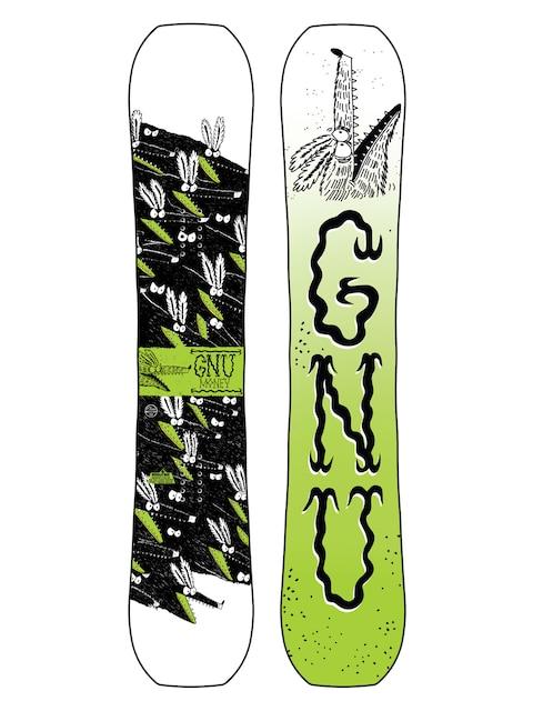 Deska snowboardowa Gnu Money C2E (multi)