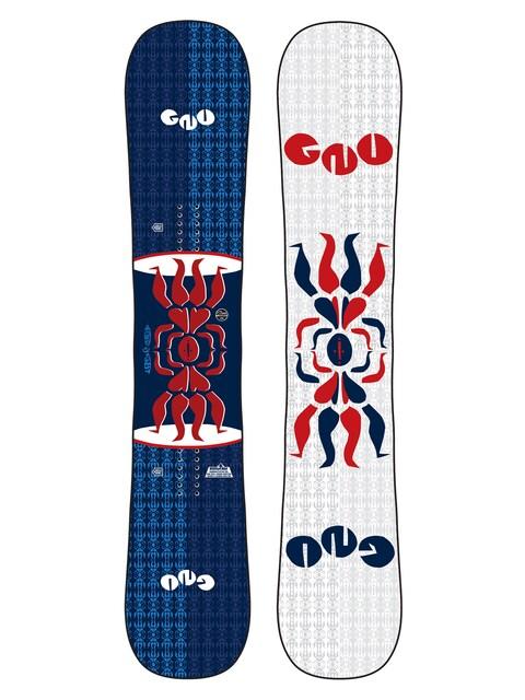 Deska snowboardowa Gnu Asym Headspace C3 (multi)