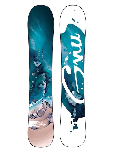 Deska snowboardowa Gnu Whip C3 Wmn