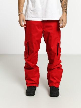 Spodnie snowboardowe DC Banshee (racing red)