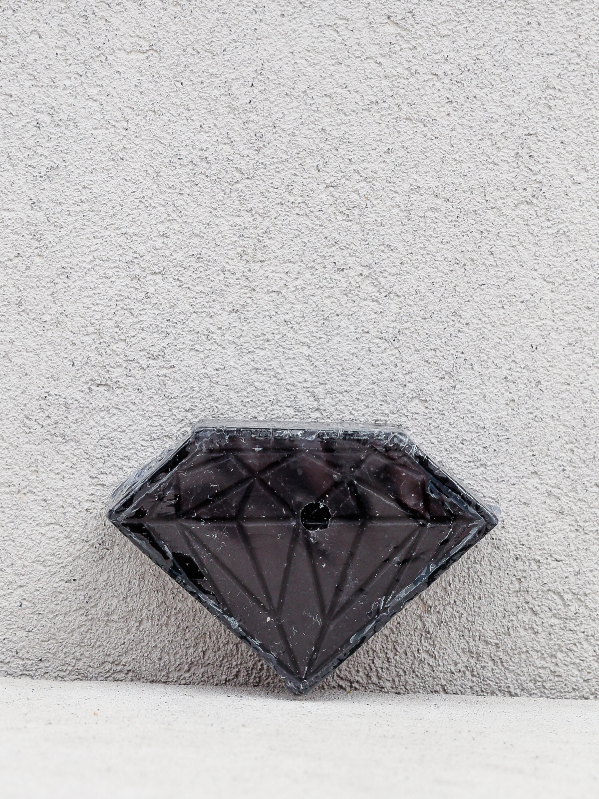 Wosk Diamond Supply Co. Brilliant Mini Wax (black)