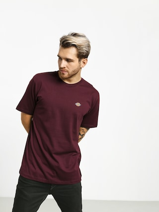 T-shirt Dickies Stockdale (maroon)