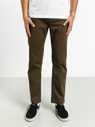 Spodnie Etnies Reno Chino (army)