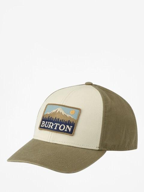 Czapka z daszkiem Burton Treehopper (weeds)