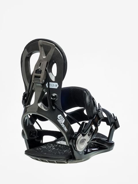 Wiązania snowboardowe Gnu Cheeter (black)