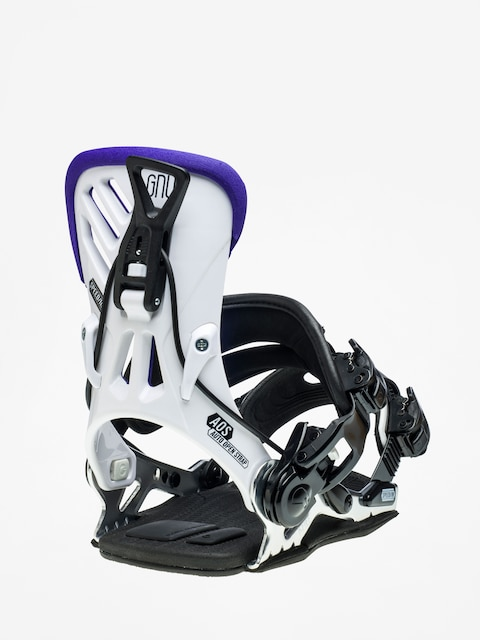 Wiązania snowboardowe Gnu B-Free Wmn (white)