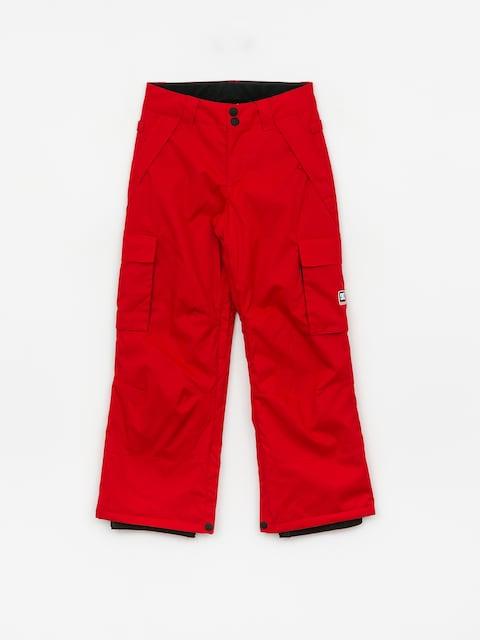 Spodnie snowboardowe DC Banshee Yth (racing red)