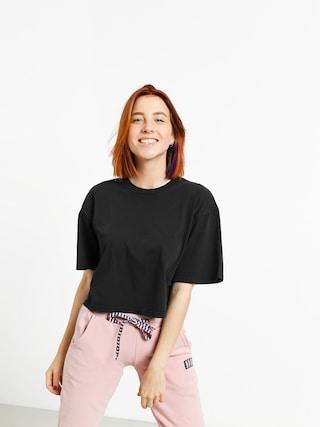 T-shirt Brixton Amanda Crop Wmn (black)