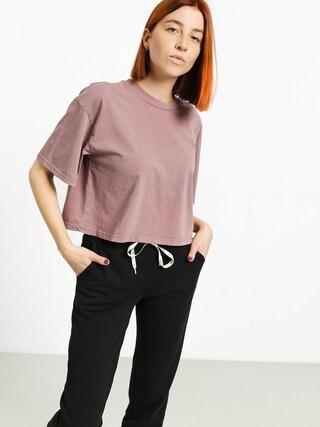 T-shirt Brixton Amanda Crop Wmn (mauve)
