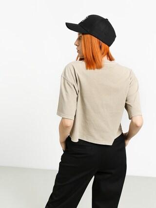 T-shirt Brixton Amanda Crop Wmn (vanilla)