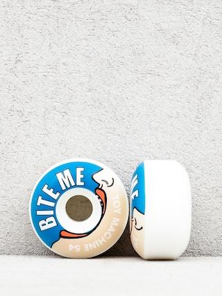Kółka Toy Machine Bite (white/blue)