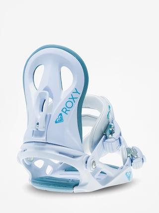 Wiązania snowboardowe Roxy Glow Wmn (white)