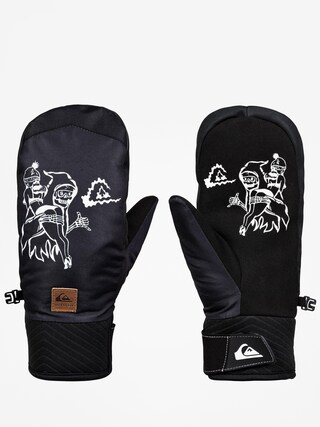 Ru0119kawice Quiksilver Method Mitt (black)