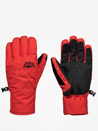 Ru0119kawice Quiksilver Cross Glove (poinciana)