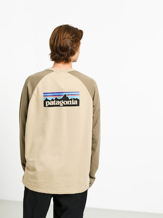 Bluza Patagonia Logo Lw (el cap khaki)