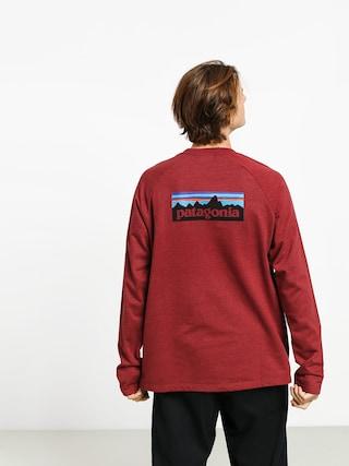 Bluza Patagonia Logo Lw (oxide red)
