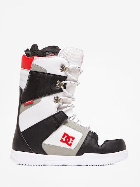Buty snowboardowe DC Phase (black/white)