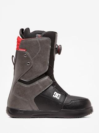 Buty snowboardowe DC Scout Boa (grey/black)