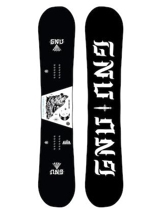 Deska snowboardowa Gnu Asym Riders Choice C2X (wolf)