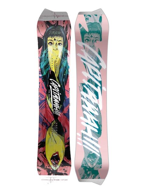 Deska snowboardowa Capita The Asymulator (multi)