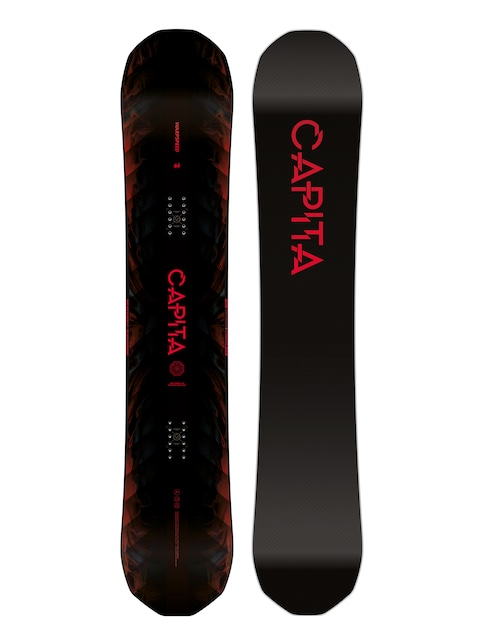 Deska snowboardowa Capita Warpspeed (black)