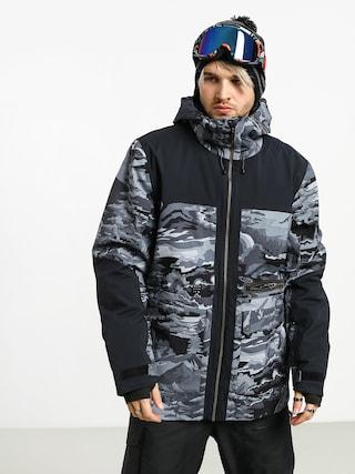 Kurtka snowboardowa Quiksilver Arrow Wood (black snowscene)