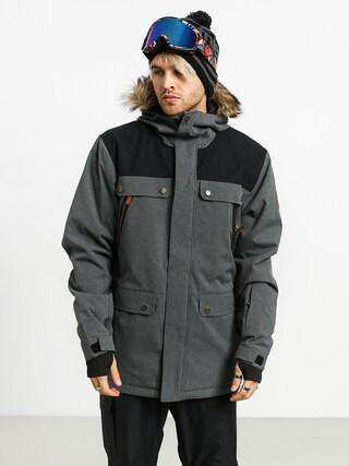 Kurtka snowboardowa Quiksilver Selector (black heather)
