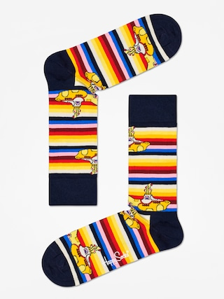 Skarpetki Happy Socks The Beatles (navy/multi)