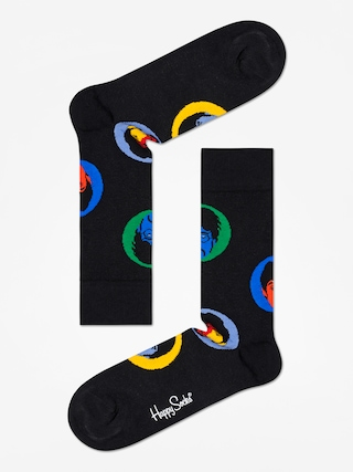 Skarpetki Happy Socks The Beatles (black/yellow/blue/green)