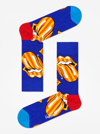 Skarpetki Happy Socks Rolling Stones (blue/orange)