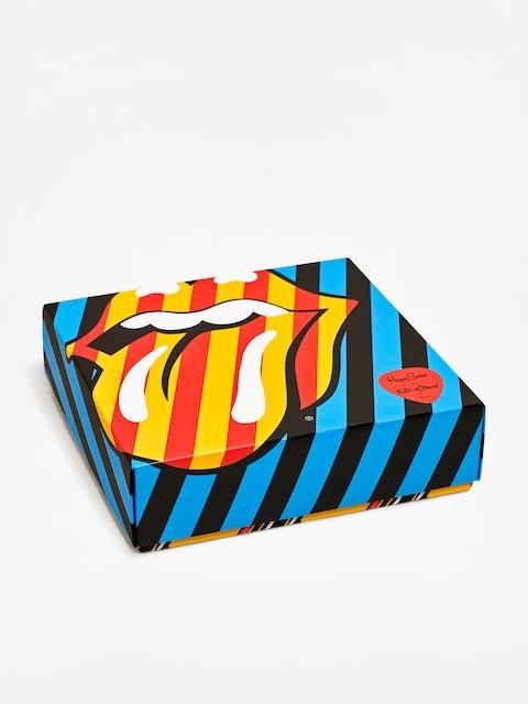 Skarpetki Happy Socks Rolling Stones Giftbox 3Pk (multi)