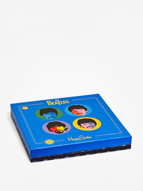 Skarpetki Happy Socks The Beatles Giftbox 6Pk (multi)