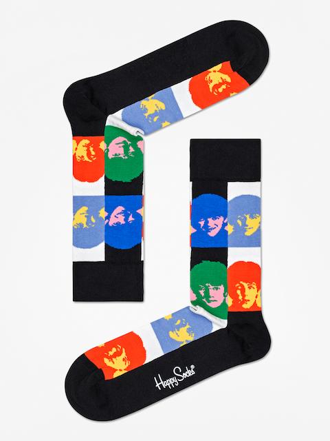 Skarpetki Happy Socks The Beatles (black/white/multi)