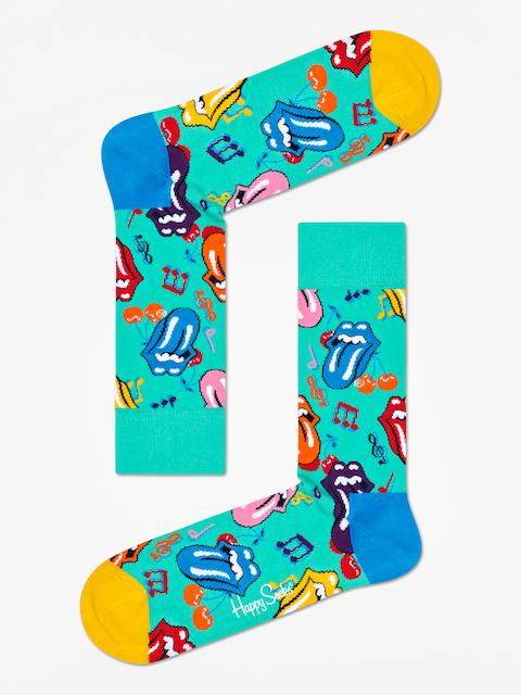 Skarpetki Happy Socks Rolling Stones Giftbox 6Pk (multi)