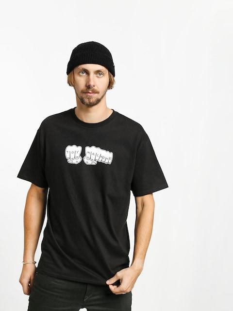 T-shirt Toy Machine Fists (black)