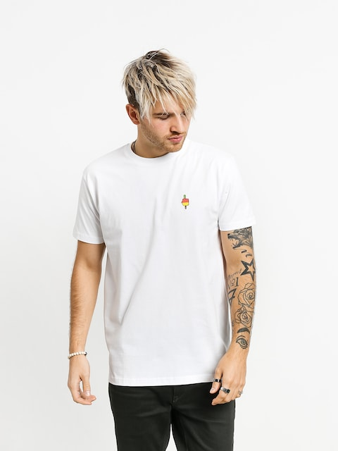 T-shirt Iriedaily Flutscher (white)
